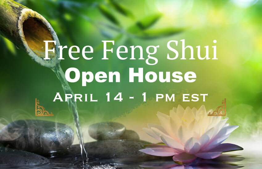 Feng Shui Open House Event