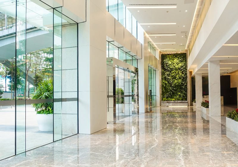 Green Design in Commercial Environments