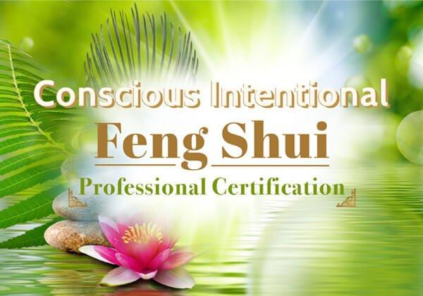 Conscious Intentional Feng Shui